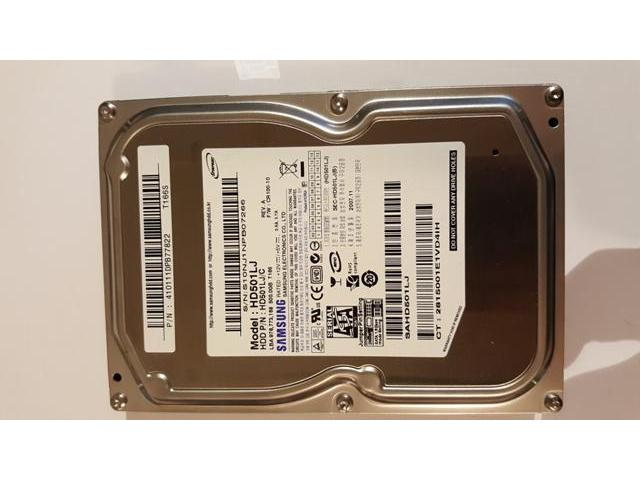Assorted used SATA HDD drive
