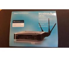 Cisco WRVS4400N Wireless-N Gigabit Security Router: VPN